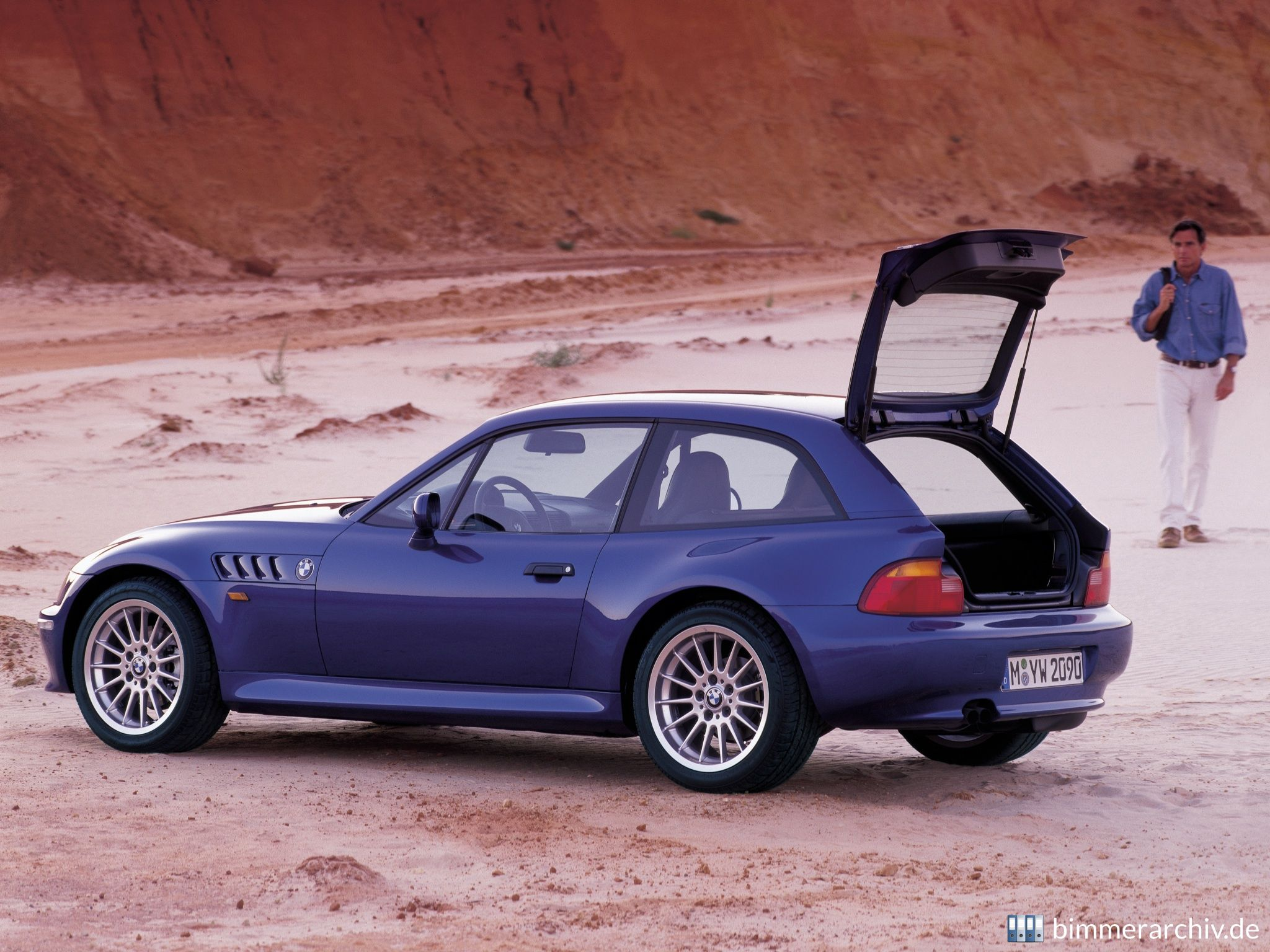 Model Archive For Bmw Models 183 Bmw Z3 Coupe 2 8