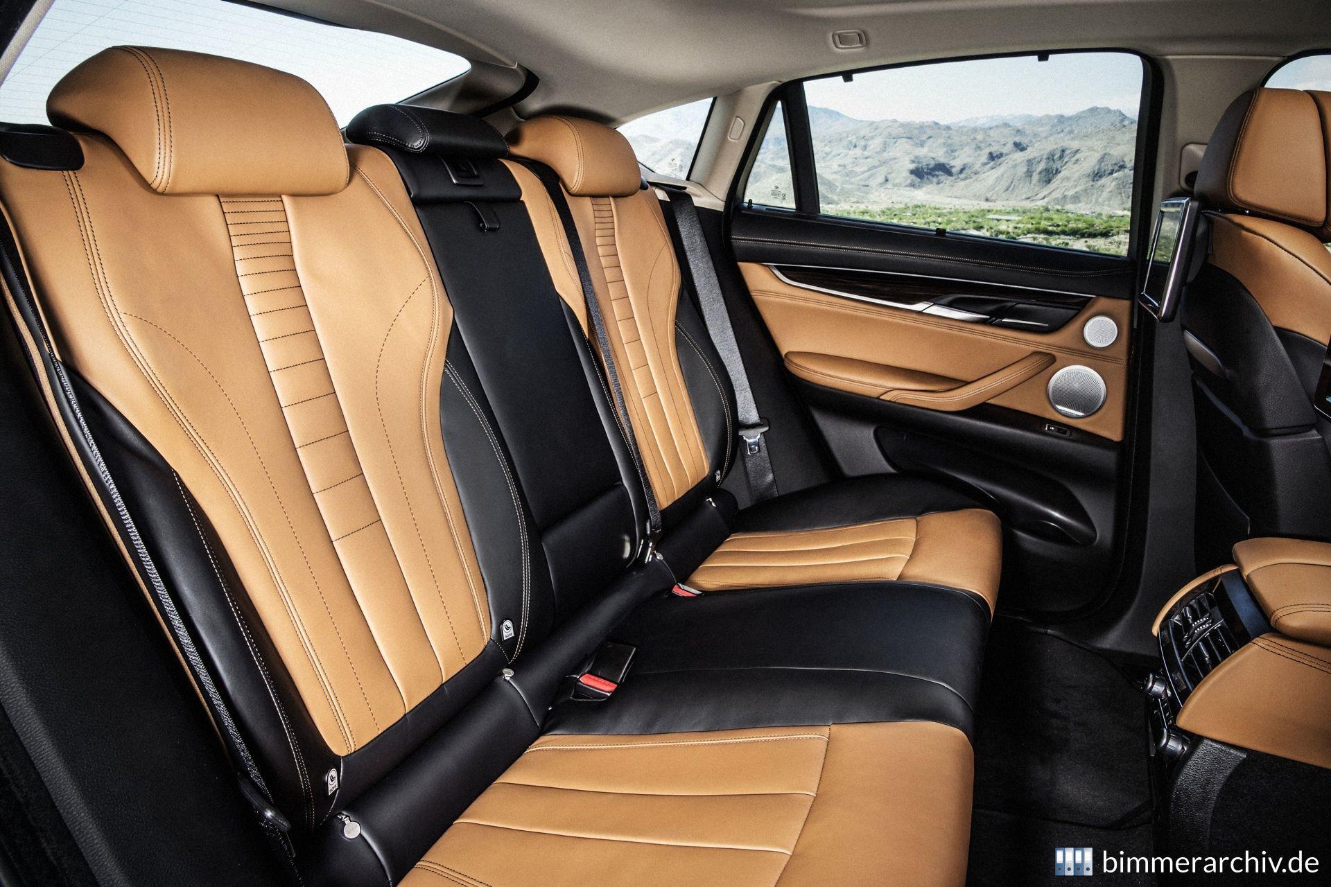 Model Archive For Bmw Models Bmw X6 Xdrive50i Interior Design