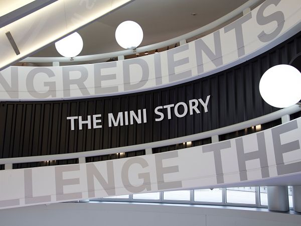 BMW Museum: The MINI Story