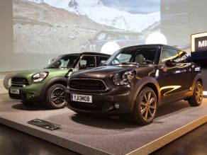MINI Countryman and MINI Paceman