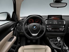 BMW 1 Series Interieur