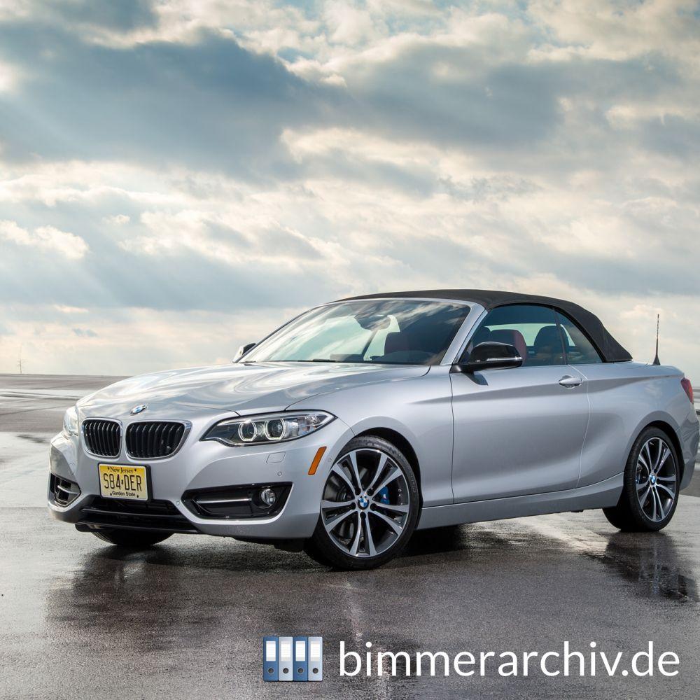 Model Archive for BMW models · BMW F23 · Development Code