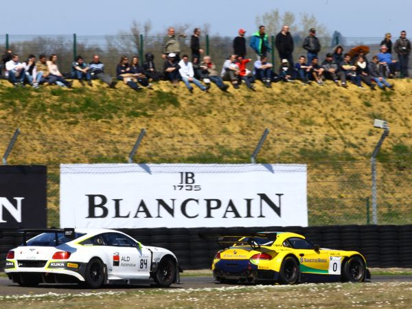 Blancpain GT Series 2015 - France - Nogaro