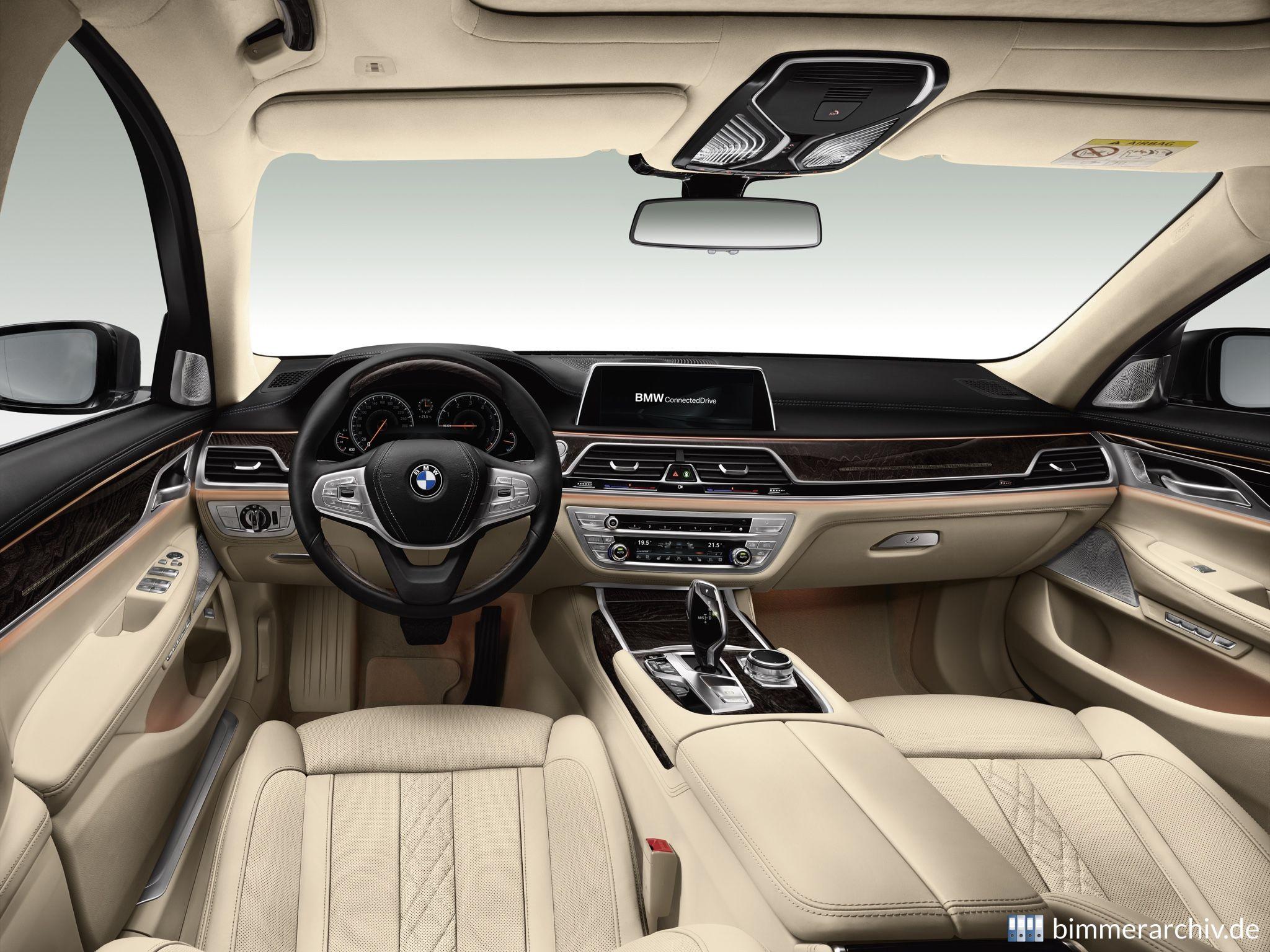 Marvelous BMW 7 Series   Interior