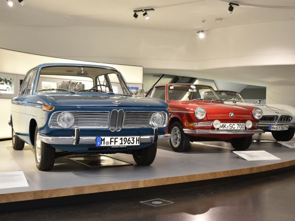 100 Masterpieces - BMW Museum