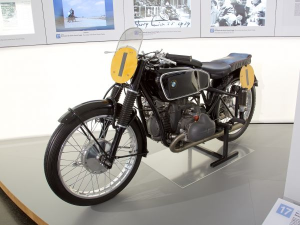 BMW RS 500 Type Compressor 255