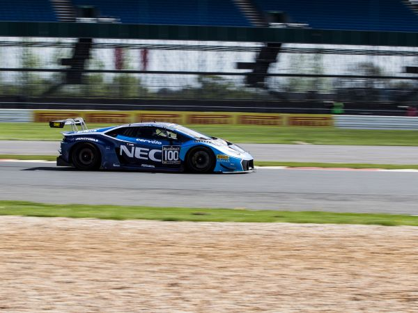 Blancpain GT Series 2016 - Great Britain - Silverstone