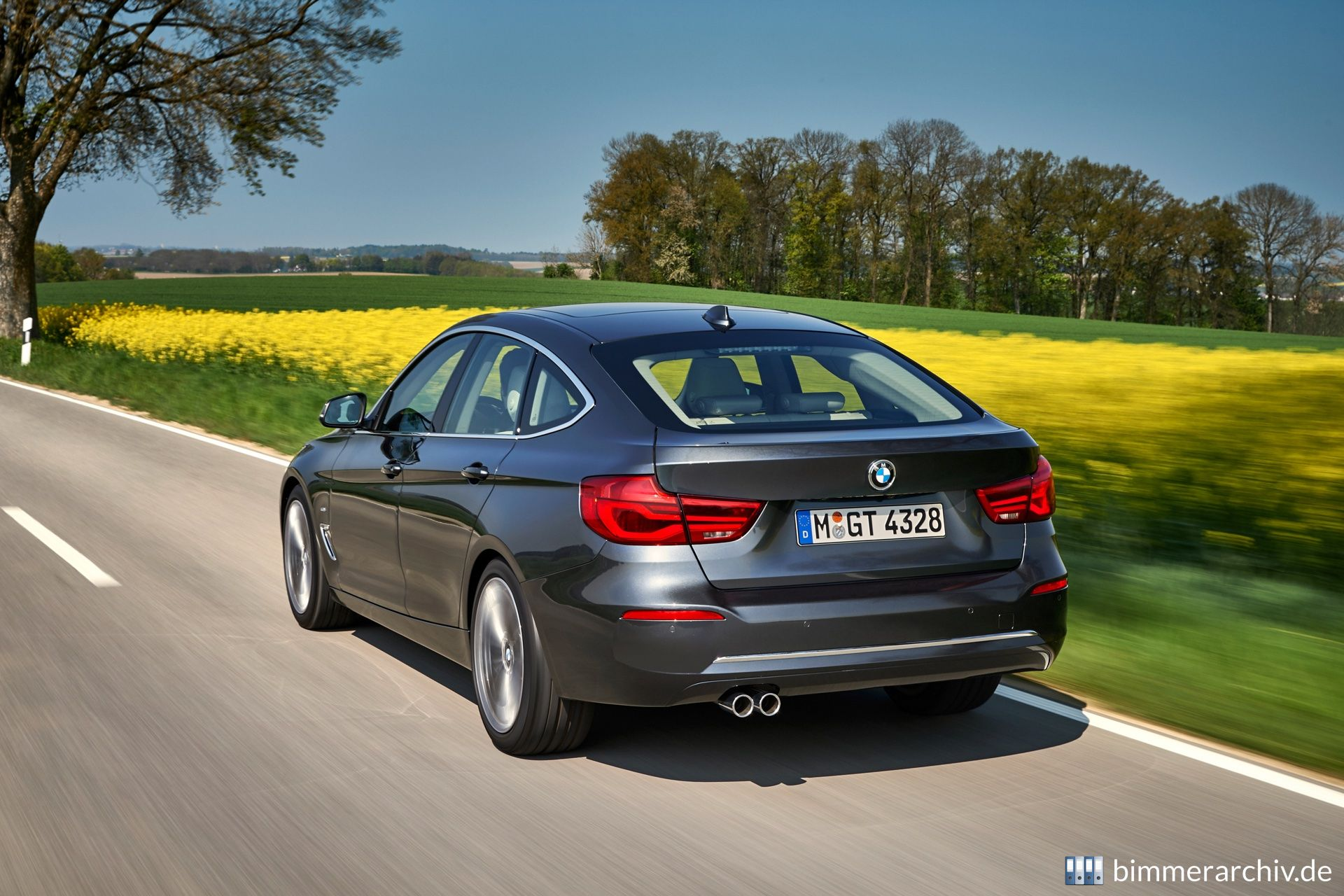 BMW 3 Series Gran Turismo, Luxury model