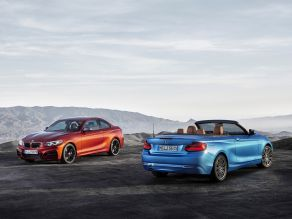 BMW M240i Coupe and 230i Convertible