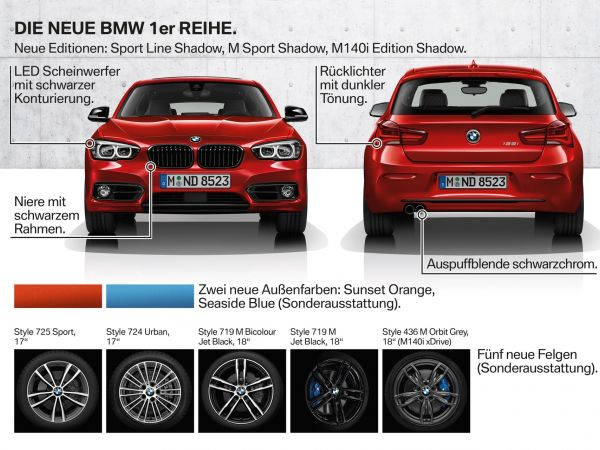 BMW 1 Series - Highlights