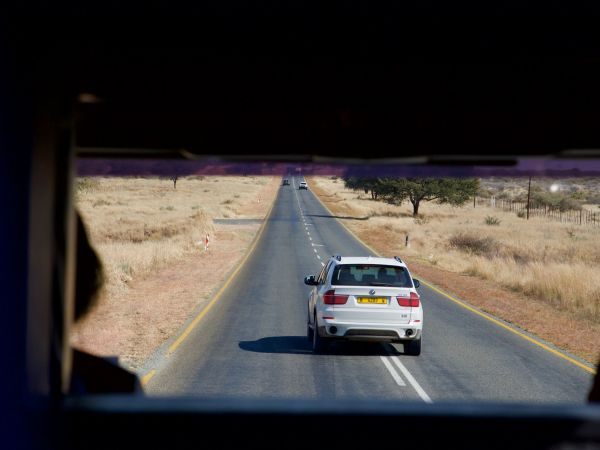BMW Namibia Multiday Tour