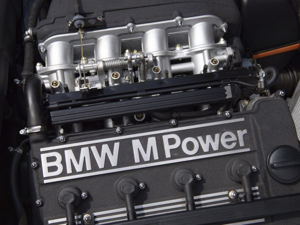 BMW M3 (E30) - Engine S14