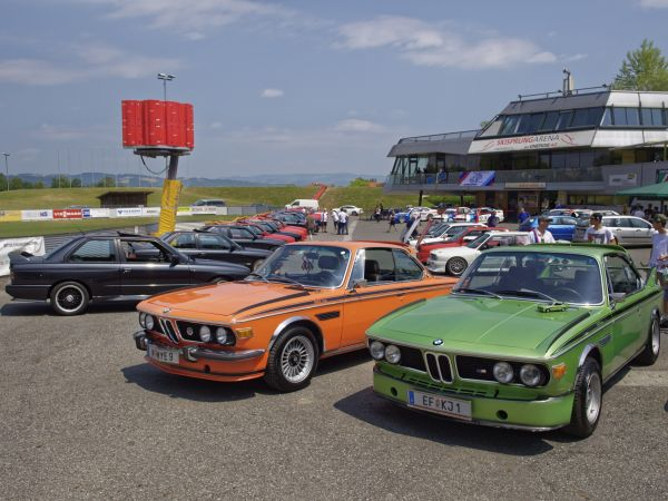 BMW 3.0 CSi and 3.0 CSL