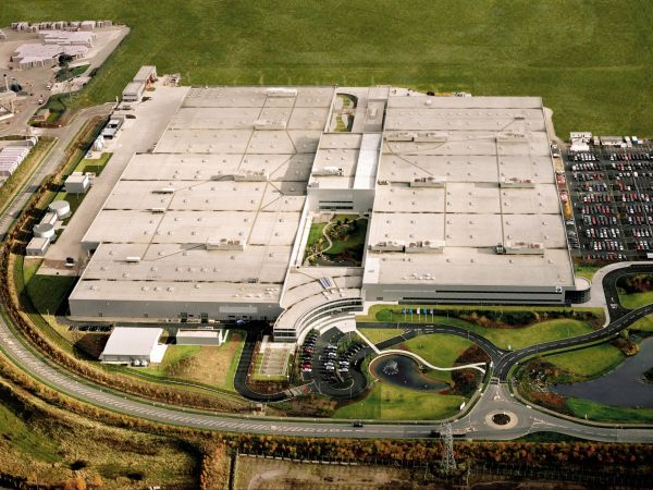 BMW Plant Hams Hall