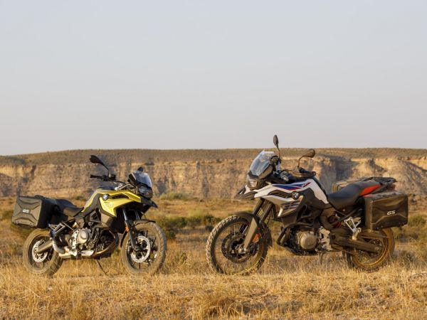 BMW F 750 GS and F 850 GS