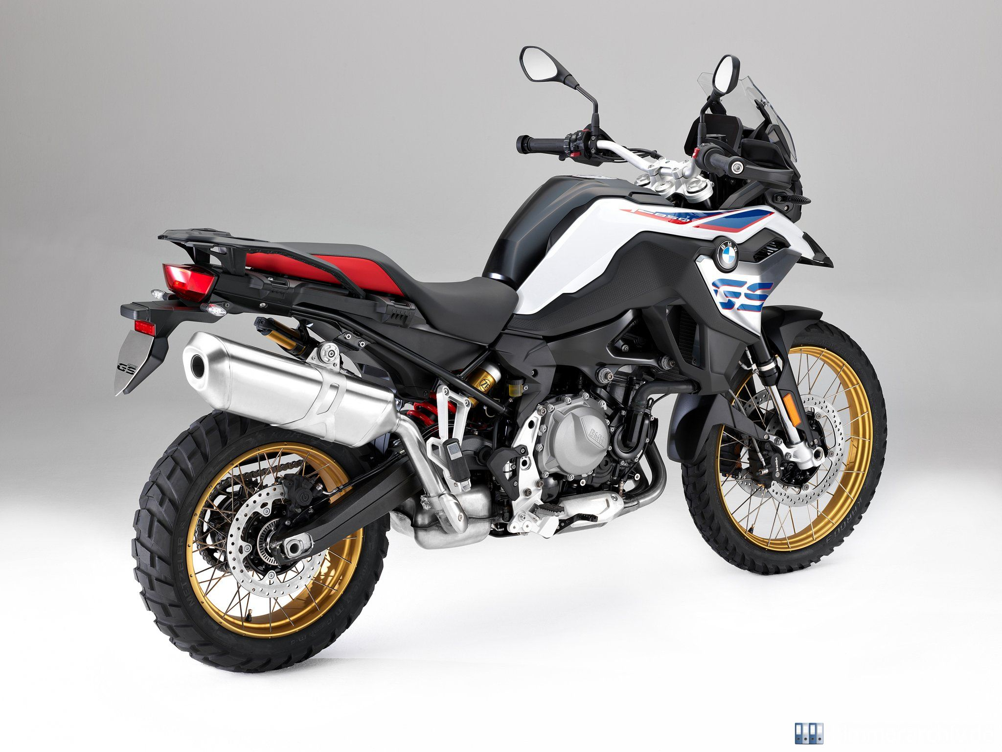 Model Archive for BMW models · BMW F 850 GS · bmwarchive.org