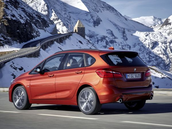 BMW 220i Active Tourer