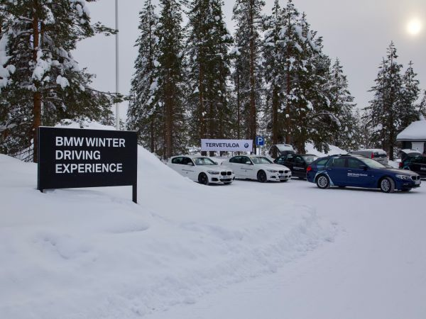 BMW Winter Driving Experience