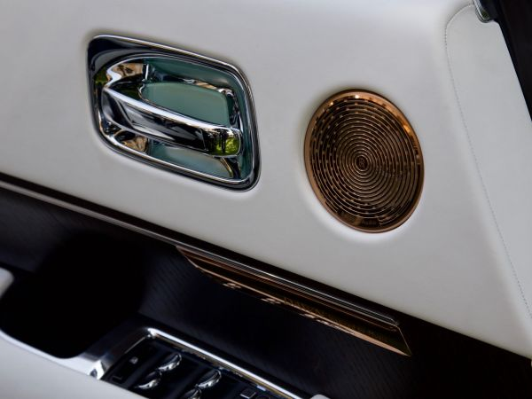 Rolls-Royce Dawn - Inspired by Music