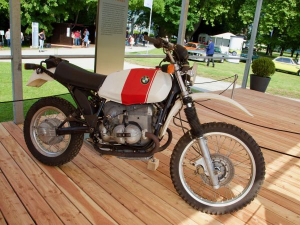 BMW R 80 Enduro - 1979