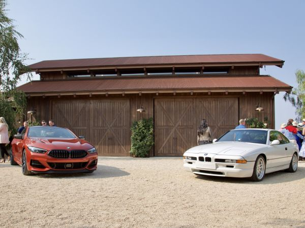 BMW M850i and BMW 850 CSi