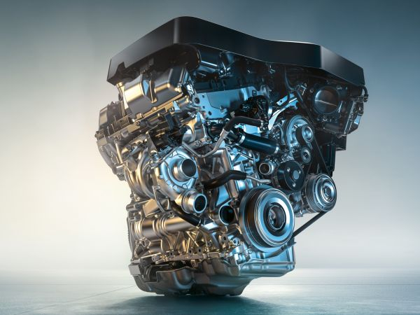 BMW TwinPower Turbo four-cylinder petrol engine (B48)