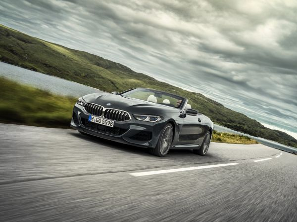 BMW M850i xDrive Convertible